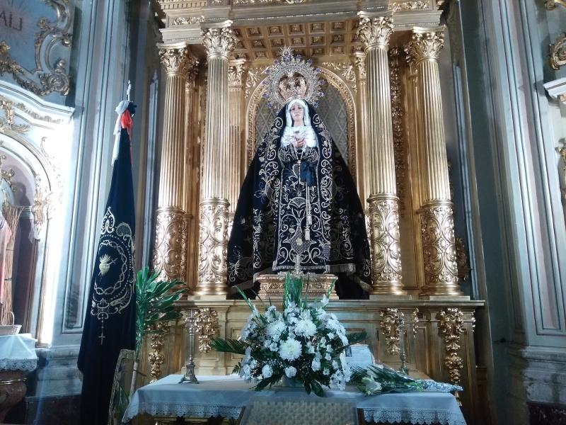 PRUDENCIA Y RESPONSABILIDAD EN LOS CULTOS RELIGIOSOS DE LA SOLEDAD