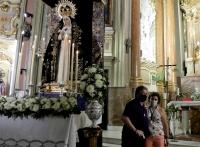 LA SOLEDAD DEL PUENTE RECONOCE LA LABOR DE QUIENES COLABORARON EN LA CREACI�N DEL PASO INFANTIL
